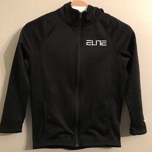 Kids Nike Elite Full Zip Hoodie Jacket Medium